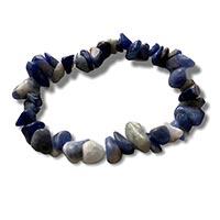 dark blue lapis bracelet