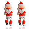 father xmas earrings