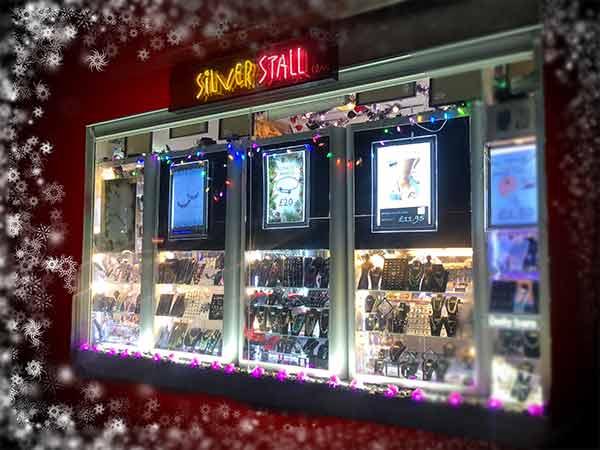 silverstall xmas shop