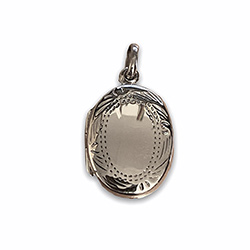 silver lockets