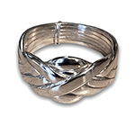 six piece puzzle ring