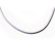 silver snake chain 1.5mm in diameter