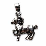 aires silver pendant