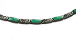art deco style bracelet wuth turquoise